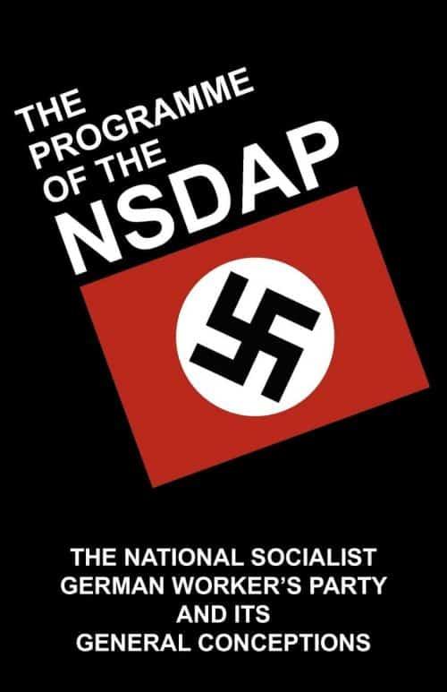 The Programme of the NSDAP - Gottfried Feder